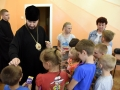 6 июля 2019 г. епископ Силуан посетил реабилитационный центр для детей в городе Лысково