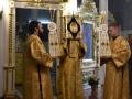 6 июня 2019 г., в неделю 3-ю по Пятидесятнице и праздник Рождества Иоанна Предтечи, епископ Силуан совершил вечернее богослужение в городе Лысково