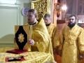 7 июля 2019 г., в неделю 3-ю по Пятидесятнице и праздник Рождества Иоанна Предтечи, епископ Силуан совершил литургию в городе Лысково