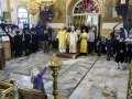 1 марта 2020 г., в неделю Сыропустную, архиереи Выксунской и Лысковской епархий совершили литургию в Выксе