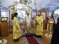 1 декабря 2019 г., в неделю 24-ю по Пятидесятнице, епископ Лысковский и Лукояновский Силуан совершил литургию в Макарьевском монастыре