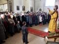 10 февраля 2019 г. епископ Силуан совершил литургию в селе Починки