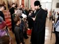 10 февраля 2019 г. епископ Силуан встретился с учениками воскресной школы в селе Починки