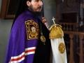 10 марта 2019 г., в неделю Сыропустную, епископ Силуан совершил литургию в Макарьевском монастыре