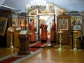 10 сентября 2020 г., в день Усекновения главы Иоанна Предтечи, епископ Силуан совершил вечернее богослужение в Макарьевском монастыре