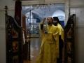 10 октября 2020 г., в неделю 18-ю по Пятидесятнице, епископ Силуан совершил вечернее богослужение в Макарьевском монастыре