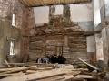 10 ноября 2019 г. епископ Силуан осмотрел восстанавливающийся храм в селе Вад