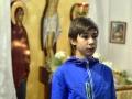 11 июля 2019 г. дети из Белозерихи встретились с епископом Силуаном