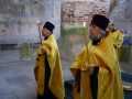 11 августа 2021 г., в день памяти своего небесного покровителя, епископ Силуан совершил вечернее богослужение в Макарьевском монастыре