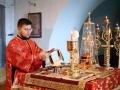 11 сентября 2020 г., в день Усекновения главы Иоанна Предтечи, епископ Силуан совершил литургию в Макарьевском монастыре