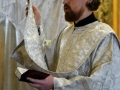 12 января 2019 г., в неделю 33-ю по Пятидесятнице, по Рождестве Христовом, епископ Силуан совершил вечернее богослужение в Казанском храме города Лысково