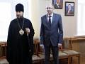 12 января 2020 г. епископ Силуан встретился с главой Лукояновского района