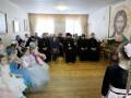 12 января 2020 г. епископ Силуан посетил детскую елку в Лукоянове