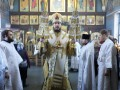 12 января 2020 г., в неделю по Рождестве Христовом, епископ Силуан совершил литургию в городе Лукоянове