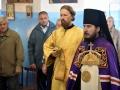 12 июля 2019 г., в день памяти апостолов Петра и Павла, епископ Силуан совершил литургию в селе Криуши