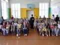 """12 июля 2019 г. епископ Силуан посетил детский оздоровительный центр """"Волжский берег"""""""