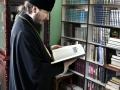 12 июля 2019 г. епископ Силуан посетил Воротынскую центральную библиотеку