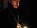 12 сентября 2020 г., в неделю 14-ю по Пятидесятнице, епископ Силуан совершил вечернее богослужение в Макарьевском монастыре