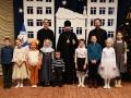 13 января 2019 г. епископ Силуан посетил рождественскую постановку в ДК села Бармино