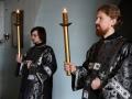 13 марта 2019 г., в среду первой седмицы великого поста, епископ Силуан совершил первую Литургию Преждеосвященных Даров