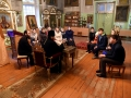 13 апреля 2019 г. в городе Лысково прошла встреча детей с епископом Силуаном