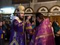 13 апреля 2019 г., в неделю 5-ю Великого поста, епископ Силуан совершил вечернее богослужение в городе Лысково