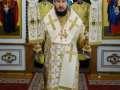13 июня 2020 г., в неделю Всех святых, епископ Силуан совершил вечернее богослужение в Макарьевском монастыре