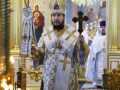 13 июня 2021 г., в неделю 7-ю по Пасхе, епископ Силуан совершил литургию в Макарьевском монастыре