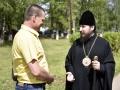13 июля 2019 г. епископ Силуан принял участие в торжественном мероприятии в честь дня города Лысково