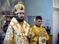 13 июля 2019 г., в неделю 4-ю по Пятидесятнице, епископ Силуан совершил вечернее богослужение в селе Плотинском