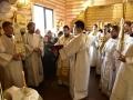 13 октября 2019 г. в городе Лукоянове был освящен новый храм
