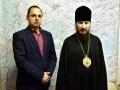 13 октября 2019 г. епископ Силуан встретился с главой города Лукоянова