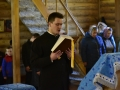 13 октября 2019 г., в праздник Покрова Божией Матери, епископ Силуан совершил вечернее богослужение в селе Николай Дар