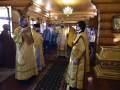13 декабря 2019 г., в день памяти апостола Андрея Первозванного, епископ Силуан совершил литургию в селе Чернуха