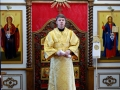 13 декабря 2020 г., в неделю 27-ю по Пятидесятнице, епископ Силуан совершил литургию в Макарьевском монастыре