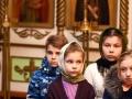 14 февраля 2019 г. епископ Силуан встретился с детьми в городе Лысково