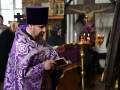 14 апреля 2019 г., в неделю 5-ю Великого поста, епископ Силуан совершил литургию в поселке Большое Мурашкино