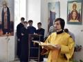 14 июля 2019 г., в неделю 4-ю по Пятидесятнице, епископ Силуан совершил литургию в селе Дубенском