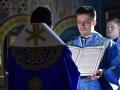 14 октября 2019 г. епископ Силуан совершил диаконскую хиротонию Александра Жаркова