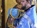 14 октября 2019 г., в праздник Покрова Божией Матери, епископ Силуан совершил литургию в городе Лукоянове
