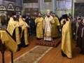 14 декабря 2019 г., в неделю 26-ю по Пятидесятнице, епископ Силуан совершил вечернее богослужение в городе Лыскове