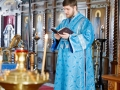 15 февраля 2021 г., в праздник Сретения Господня, епископ Силуан совершил литургию в Макарьевском монастыре