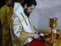 15 августа 2021 г., в неделю 8-ю по Пятидесятнице, епископ Силуан совершил литургию в Макарьевском монастыре