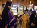 15 декабря 2019 г., в неделю 26-ю по Пятидесятнице, епископ Силуан совершил литургию в городе Княгинине