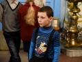 16 февраля 2019 г. епископ Силуан побеседовал с детьми в Казанском храме города Лысково