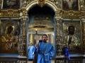 16 февраля 2019 г., в неделю о мытаре и фарисее, епископ Силуан совершил вечернее богослужение в городе Лысково