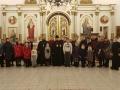 16 марта 2019 г. епископ Силуан встретился с детьми в городе Сергаче