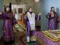 16 апреля 2020 г., в Великий Четверг, епископ Силуан совершил литургию в Макарьевском монастыре