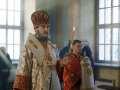 16 мая 2020 г., в неделю 5-ю по Пасхе, епископ Силуан совершил вечернее богослужение в Макарьевском монастыре