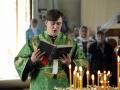 15 июня 2019 г., в праздник Пятидесятницы, епископ Силуан совершил вечернее богослужение в селе Преснецово